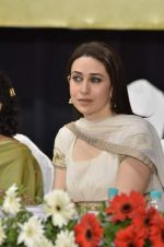 Karisma Kapoor at women empowerement event organised by Mumbai police in Bhaidas Hall, Mumbai on 11th Feb 2013 (71).JPG