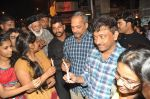 Ram Gopal Varma, Nana Patekar at the Audio release of The Attacks Of 26-11 in Leopold, Mumbai on 11th Feb 2013 (34).JPG