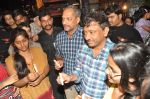 Ram Gopal Varma, Nana Patekar at the Audio release of The Attacks Of 26-11 in Leopold, Mumbai on 11th Feb 2013 (35).JPG