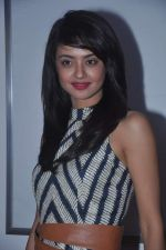 Surveen Chawla at Surveen Chawla hosts screening for film Singh VS Kaur in Sunny Super Sound, Mumbai on 11th Feb 2013 (8).JPG