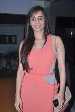 Tina Kuwajerwala at Surveen Chawla hosts screening for film Singh VS Kaur in Sunny Super Sound, Mumbai on 11th Feb 2013 (35).JPG