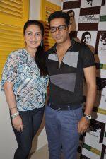Juhi babbar, Anup Soni at Sanjeev Kapoor_s Aah Chocolate Book Launch in Mumbai on 12th Feb 2013 (40).JPG