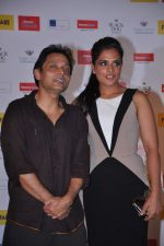 Sujoy Ghosh, Richa Chadda at the Launch of Filmfare special award issue in Novotel, Mumbai on 12th Feb 2013 (57).JPG