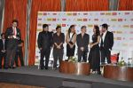 Sujoy Ghosh, Richa Chadda, Ileana Dcruz, Ayushmann Khurrana at the Launch of Filmfare special award issue in Novotel, Mumbai on 12th Feb 2013 (124).JPG