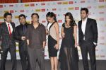 Sujoy Ghosh, Richa Chadda, Ileana Dcruz, Ayushmann Khurrana at the Launch of Filmfare special award issue in Novotel, Mumbai on 12th Feb 2013 (128).JPG