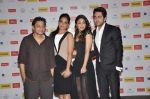 Sujoy Ghosh, Richa Chadda, Ileana Dcruz, Ayushmann Khurrana at the Launch of Filmfare special award issue in Novotel, Mumbai on 12th Feb 2013 (130).JPG