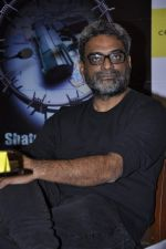 R Balki at the launch of Shatrujeet Nath_s book The Karachi Deception in Crossword, Mumbai on 13th Feb 2013 (22).JPG