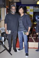 R Balki at the launch of Shatrujeet Nath_s book The Karachi Deception in Crossword, Mumbai on 13th Feb 2013 (3).JPG