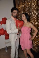 Shilpa Anand celebrate Valentine Day with Akash in Mumbai on 13th Feb 2013 (31).JPG
