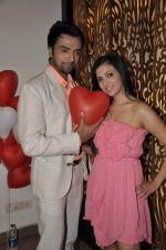 Shilpa Anand celebrate Valentine Day with Akash in Mumbai on 13th Feb 2013 (33).JPG