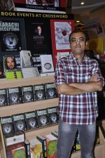 at the launch of Shatrujeet Nath_s book The Karachi Deception in Crossword, Mumbai on 13th Feb 2013 (4).JPG