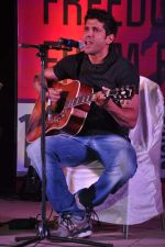 Farhan Akhtar at the 1 Billion Rising concert in Mumbai on 14th Feb 2013 (43).JPG