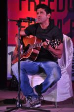 Farhan Akhtar at the 1 Billion Rising concert in Mumbai on 14th Feb 2013 (44).JPG