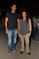Farhan Akhtar, Zoya Akhtar at the 1 Billion Rising concert in Mumbai on 14th Feb 2013 (6).JPG