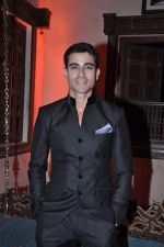 Gautam Rode at Sanjay Leela Bhansali_s Sarwasti Chandra serial launch in Filmcity, Mumbai on 14th Feb 2013 (120).JPG