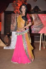 Jennifer Winget at Sanjay Leela Bhansali_s Sarwasti Chandra serial launch in Filmcity, Mumbai on 14th Feb 2013 (91).JPG