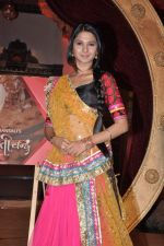 Jennifer Winget at Sanjay Leela Bhansali_s Sarwasti Chandra serial launch in Filmcity, Mumbai on 14th Feb 2013 (92).JPG