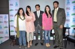 Karan Singh Grover, Surbhi Jyoti, Vaquar Shaikh at the Press conference of ZEE TV_s serial Qubool Hain in Westin Hotel, Mumbai on 14th Feb 2013 (37).JPG