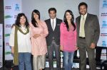 Karan Singh Grover, Surbhi Jyoti, Vaquar Shaikh at the Press conference of ZEE TV_s serial Qubool Hain in Westin Hotel, Mumbai on 14th Feb 2013 (41).JPG