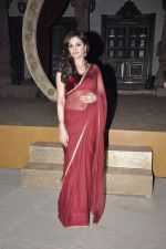 Monica Bedi at Sanjay Leela Bhansali_s Sarwasti Chandra serial launch in Filmcity, Mumbai on 14th Feb 2013 (16).JPG