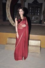 Monica Bedi at Sanjay Leela Bhansali_s Sarwasti Chandra serial launch in Filmcity, Mumbai on 14th Feb 2013 (17).JPG