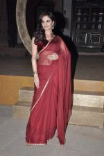 Monica Bedi at Sanjay Leela Bhansali_s Sarwasti Chandra serial launch in Filmcity, Mumbai on 14th Feb 2013 (19).JPG