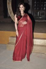 Monica Bedi at Sanjay Leela Bhansali_s Sarwasti Chandra serial launch in Filmcity, Mumbai on 14th Feb 2013 (20).JPG