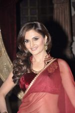 Monica Bedi at Sanjay Leela Bhansali_s Sarwasti Chandra serial launch in Filmcity, Mumbai on 14th Feb 2013 (21).JPG