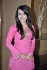 Surbhi Jyoti at the Press conference of ZEE TV_s serial Qubool Hain in Westin Hotel, Mumbai on 14th Feb 2013 (38).JPG