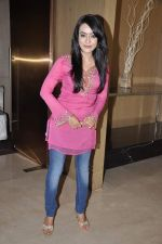 Surbhi Jyoti at the Press conference of ZEE TV_s serial Qubool Hain in Westin Hotel, Mumbai on 14th Feb 2013 (42).JPG