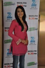 Surbhi Jyoti at the Press conference of ZEE TV_s serial Qubool Hain in Westin Hotel, Mumbai on 14th Feb 2013 (36).JPG