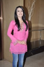 Surbhi Jyoti at the Press conference of ZEE TV_s serial Qubool Hain in Westin Hotel, Mumbai on 14th Feb 2013 (39).JPG