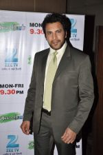 Vaquar Shaikh at the Press conference of ZEE TV_s serial Qubool Hain in Westin Hotel, Mumbai on 14th Feb 2013 (10).JPG