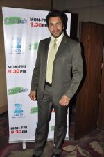 Vaquar Shaikh at the Press conference of ZEE TV_s serial Qubool Hain in Westin Hotel, Mumbai on 14th Feb 2013 (11).JPG