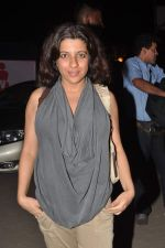 Zoya Akhtar at the 1 Billion Rising concert in Mumbai on 14th Feb 2013 (22).JPG