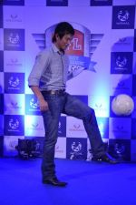Bhaichang Bhutia at Nirmal lifestyle University Football League launch in Mulund, Mumbai on 15th Feb 2013 (10).JPG