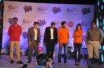 Ritesh Deshmukh, Genelia_s tram Veer Maratha get sponsored by Sahana Group of companies Jai Maharashtra new channel in J W Marriott, Mumbai on 15th Feb 2013 (12).JPG