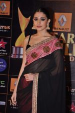 Anushka Sharma at Star Guild Awards red carpet in Mumbai on 16th Feb 2013 (156).JPG