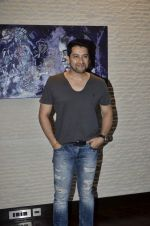 Aftab Shivdasani at ccl match from hyderabad on 17th Feb 2013 (116).JPG