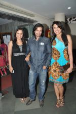 Pooja Bedi, Akashdeep Saighal, Nisha harale at Sophia college_s Tvashtar 2013 Show in Mumbai on 17th Feb 2013 (70).JPG