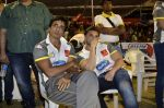 Sonu Sood, Sohail Khan at ccl match from hyderabad on 17th Feb 2013 (139).JPG