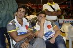 Sonu Sood, Sohail Khan at ccl match from hyderabad on 17th Feb 2013 (140).JPG
