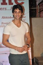 Karan Wahi at Kai po Che premiere in Mumbai on 18th Feb 2013 (99).JPG