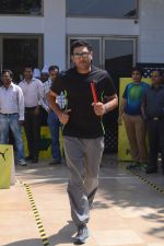 Yuvraj Singh opens registration for PUMA Urban Stampede Mumbai 2013 in Mumbai on 19th Feb 2013 (2).JPG