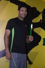 Yuvraj Singh opens registration for PUMA Urban Stampede Mumbai 2013 in Mumbai on 19th Feb 2013 (7).JPG