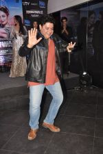 Sajid Khan at the launch of Himmatwala_s item number in Mumbai on 22nd Feb 2013 (10).JPG