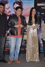 Sonakshi Sinha, Sajid Khan at the launch of Himmatwala_s item number in Mumbai on 22nd Feb 2013 (53).JPG