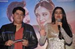 Sonakshi Sinha, Sajid Khan at the launch of Himmatwala_s item number in Mumbai on 22nd Feb 2013 (56).JPG