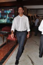 Rahul Dravid at UCL match in Mumbai on 23rd Feb 2013 (3).JPG