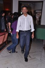 Rahul Dravid at UCL match in Mumbai on 23rd Feb 2013 (9).JPG